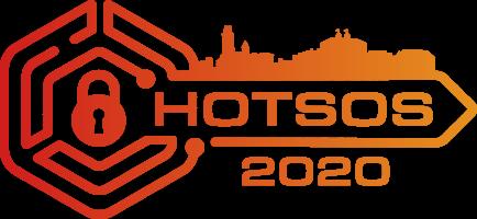 Image of HotSoS 2020 logo