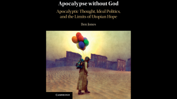 Image of book cover for Apocalypse without God