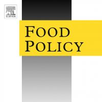 Image of Food Policy cover