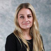 Sarah Rajtmajer headshot