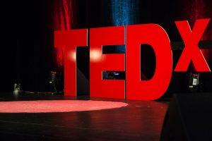 TEDx Talk Stage